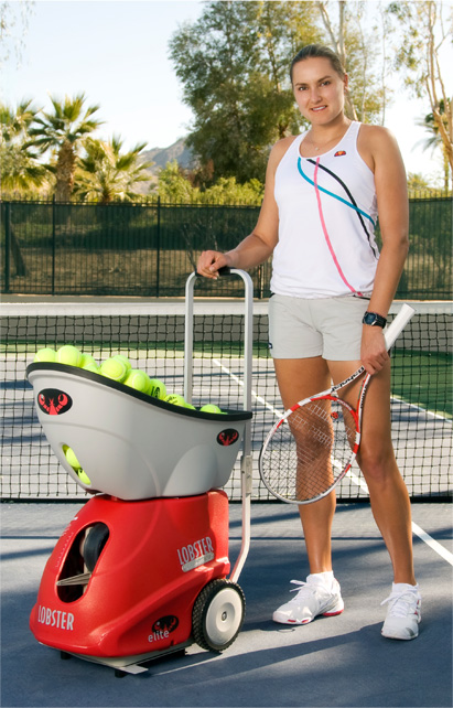 Tennis Ball Machines Can Improve Your Tennis Game