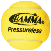 gamma pressureless balls